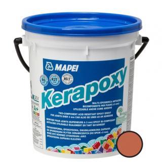 Spárovací hmota Mapei Kerapoxy siena 2 kg R2T MAPX2145 růžová siena
