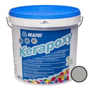 Spárovací hmota Mapei Kerapoxy středně šedá 10 kg R2T MAPX10112 šedá středně šedá