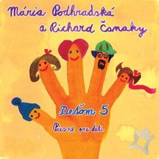 Spievankovo Deťom 5 / Piesne pre deti  Hudební CD