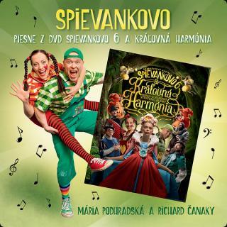 Spievankovo Piesne Z DVD Spievankovo 6 a Kráľovná Harmónia