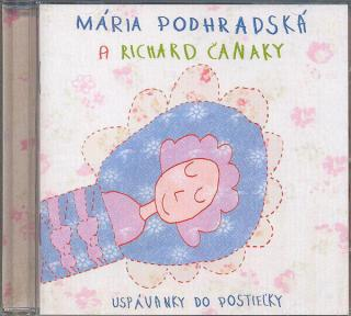 Spievankovo Uspávanky do postieľky  Hudební CD