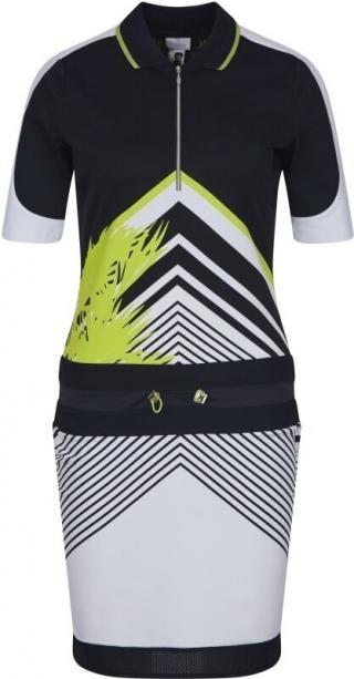 Sportalm Indus Dress Optical White 38 dámské Black 38