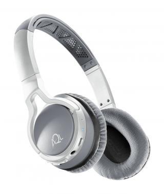 Sportovní bezdrátová sluchátka Cellularline CHALLENGE, AQL® certifikace, šedá