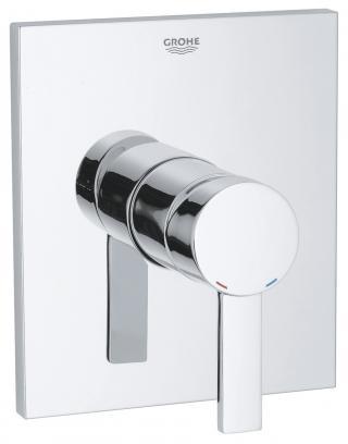 Sprchová baterie Grohe Allure bez podomítkového tělesa chrom 19317000 chrom chrom