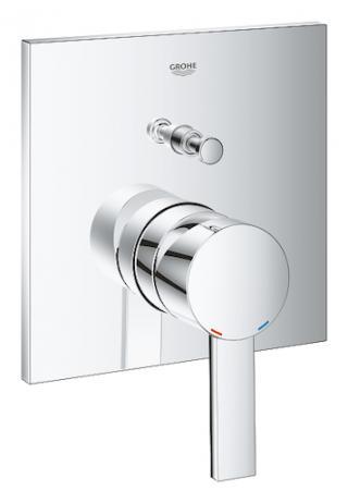 Sprchová baterie Grohe Allure bez podomítkového tělesa chrom 24070000 chrom chrom