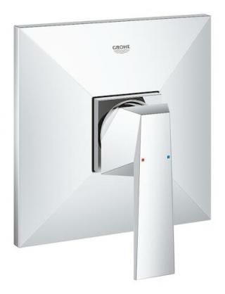 Sprchová baterie Grohe Allure Brilliant bez podomítkového tělesa chrom 24071000 chrom chrom