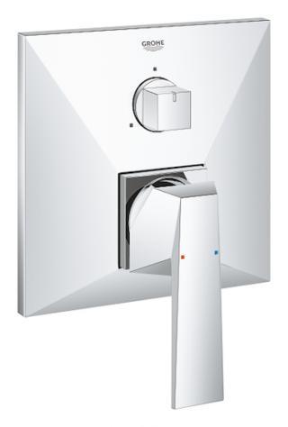 Sprchová baterie Grohe Allure Brilliant bez podomítkového tělesa chrom 24099000 chrom chrom