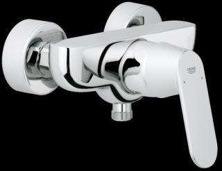 Sprchová baterie Grohe Eurosmart Cosmopolitan bez sprchového setu 150 mm chrom 32837000 chrom chrom