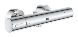 Sprchová baterie Grohe EUROSMART COSMOPOLITAN E se senzorem 150 mm chrom 36457000 chrom chrom