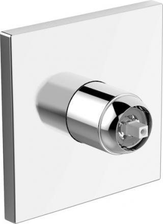 Sprchová baterie Hansa Varox Pro bez podomítkového tělesa chrom 40559173 chrom chrom