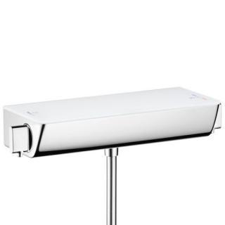 Sprchová baterie Hansgrohe Ecostat Select s poličkou 150 mm bílá/chrom 13161400 ostatní bílá