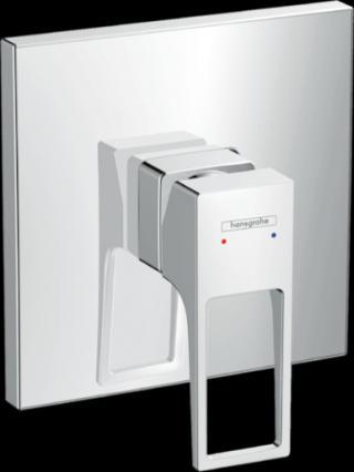 Sprchová baterie Hansgrohe Metropol bez podomítkového tělesa chrom 74565000 chrom chrom