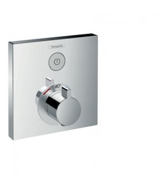 Sprchová baterie Hansgrohe Showerselect bez podomítkového tělesa chrom 15762000 chrom chrom