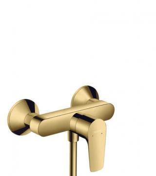 Sprchová baterie Hansgrohe Talis E bez sprchového setu 150 mm leštěný vzhled zlata 71760990 ostatní leštěný vzhled zlata