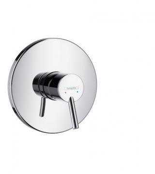 Sprchová baterie Hansgrohe Talis S bez podomítkového tělesa chrom 32675000 chrom chrom
