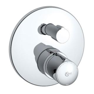 Sprchová baterie Ideal Standard Melange bez podomítkového tělesa chrom A4721AA chrom chrom