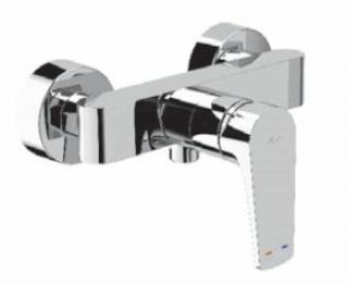 Sprchová baterie Jika Cubito bez sprchového setu 150 mm chrom H3311X70044001 chrom chrom