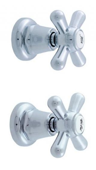 Sprchová baterie RAV SLEZÁK MORAVA včetně podomítkového tělesa chrom MK183 chrom chrom