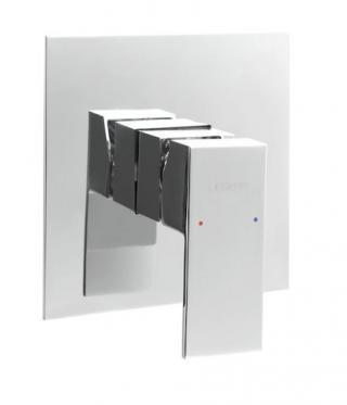 Sprchová baterie Sapho LATUS včetně podomítkového tělesa chrom 1102-41 chrom chrom