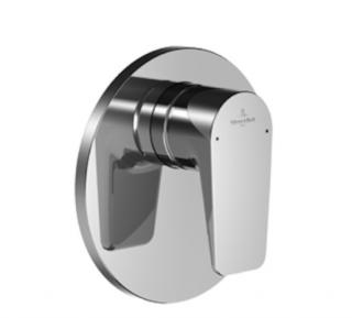 Sprchová baterie Villeroy & Boch Subway bez podomítkového tělesa chrom 36020935-00 chrom chrom
