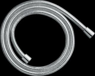 Sprchová hadice Hansgrohe Comfortflex se zámkem proti přetočení chrom 28169000 chrom chrom