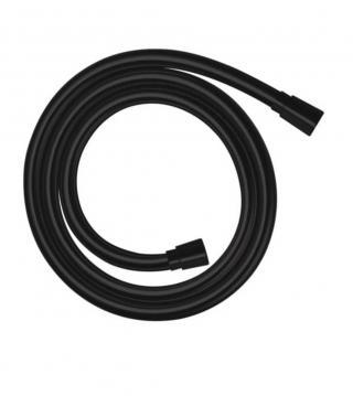 Sprchová hadice Hansgrohe Isiflex se zámkem proti přetočení matná černá 28272670 černá matná černá