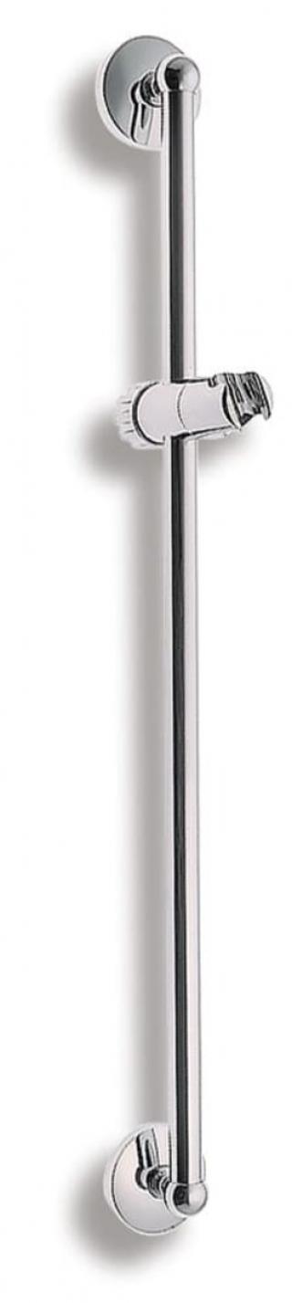 Sprchová tyč Novaservis Metalia 1 na stěnu s držákem sprchy chrom 6139,0 chrom chrom