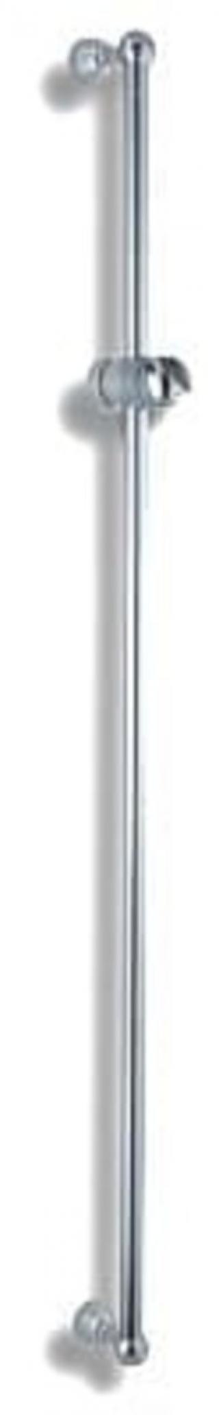 Sprchová tyč Novaservis Metalia 3 na stěnu s držákem sprchy chrom 6319,0 chrom chrom