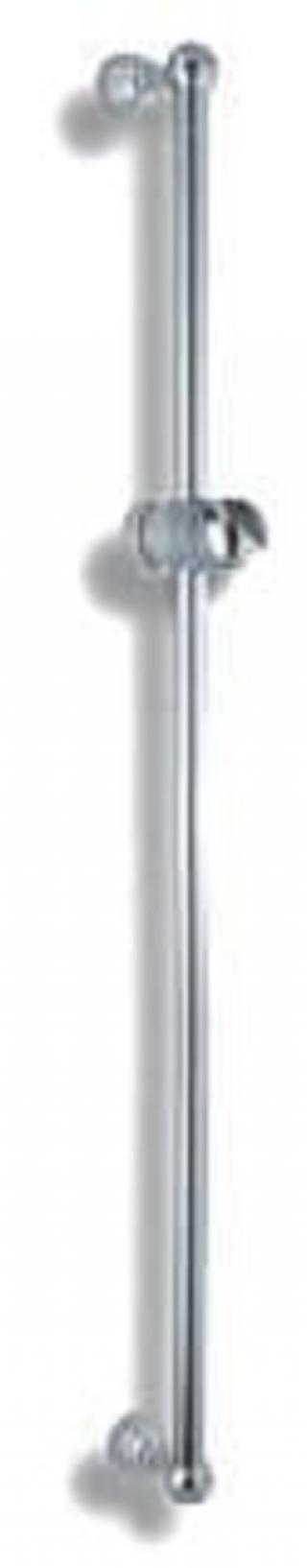 Sprchová tyč Novaservis Metalia 3 na stěnu s držákem sprchy chrom 6339,0 chrom chrom