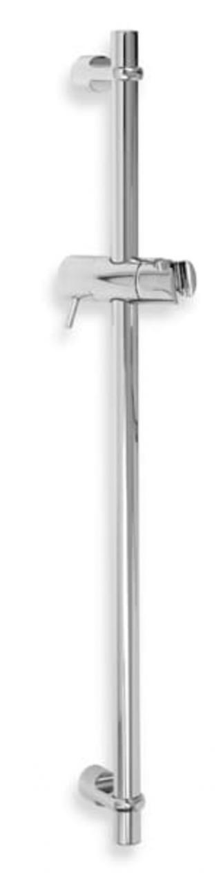Sprchová tyč Novaservis na stěnu s držákem sprchy chrom RAIL503,0 chrom chrom
