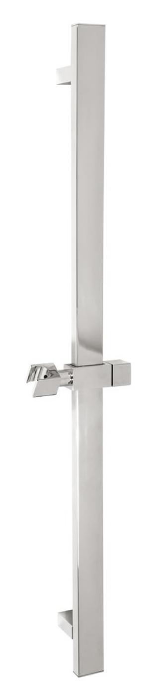 Sprchová tyč Novaservis na stěnu s držákem sprchy chrom RAIL858,0 chrom chrom