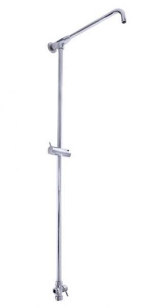Sprchová tyč RAV SLEZÁK chrom SD0103 chrom chrom