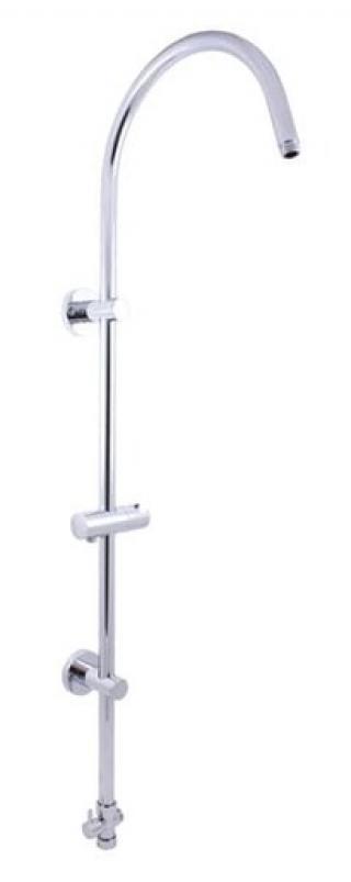 Sprchová tyč RAV SLEZÁK s držákem sprchy chrom SD0097 chrom chrom