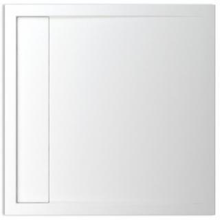 Sprchová vanička čtvercová Teiko Hercules 90x90 cm akrylát V134090N32T06001 bílá bílá