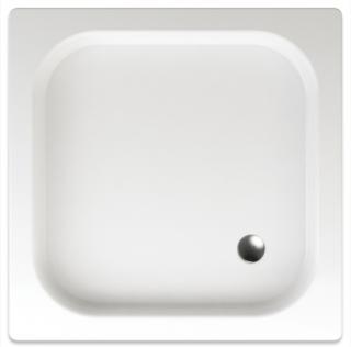 Sprchová vanička čtvercová Teiko Ikaria 80x80 cm akrylát V134080N32T03001 bílá bílá