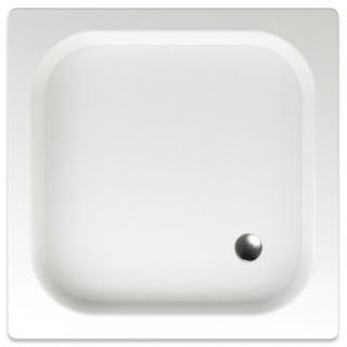 Sprchová vanička čtvercová Teiko Ikaria 80x80 cm akrylát V134080N32T06001 bílá bílá