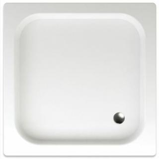 Sprchová vanička čtvercová Teiko Kea 90x90 cm akrylát V134090N32T03001 bílá bílá