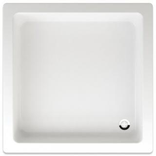 Sprchová vanička čtvercová Teiko Libra 90x90 cm akrylát V134090N32T01001 bílá bílá