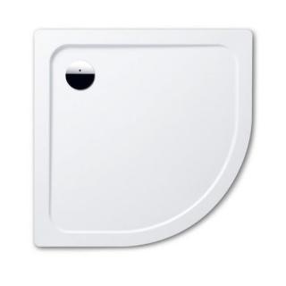 Sprchová vanička čtvrtkruhová Kaldewei Arrondo 870-1 90x90 cm smaltovaná ocel alpská bílá 460030000001 bílá alpská bílá