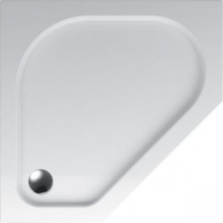 Sprchová vanička speciální Teiko Zeus 90x90 cm akrylát V136090N32T02001 bílá bílá
