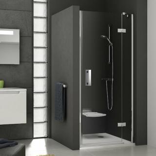 Sprchové dveře 100x190 cm pravá Ravak Smartline chrom lesklý 0SPAAA00Z1