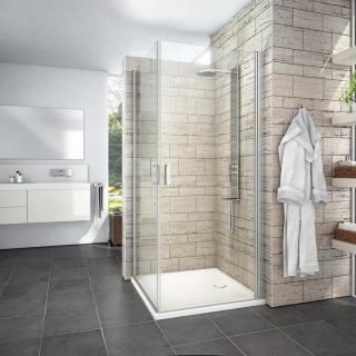 Sprchové dveře 100x195 cm Roth Limaya Line chrom lesklý 1135008246