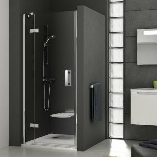 Sprchové dveře 110x190 cm levá Ravak Smartline chrom lesklý 0SLDAA00Z1