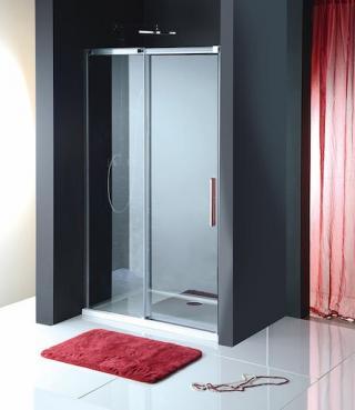Sprchové dveře 110x200 cm Polysan ALTIS chrom lesklý AL3915