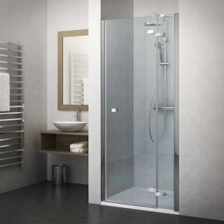 Sprchové dveře 110x201,7 cm pravá Roth Elegant Line chrom lesklý 134-110000P-00-02 Brillant