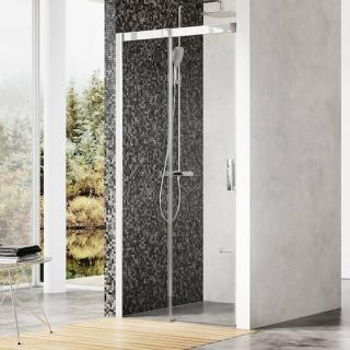 Sprchové dveře 120x195 cm levá Ravak Matrix chrom lesklý 0WLG0C00Z1