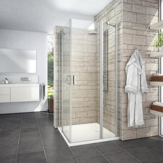 Sprchové dveře 120x195 cm Roth Limaya Line chrom lesklý 1135008259