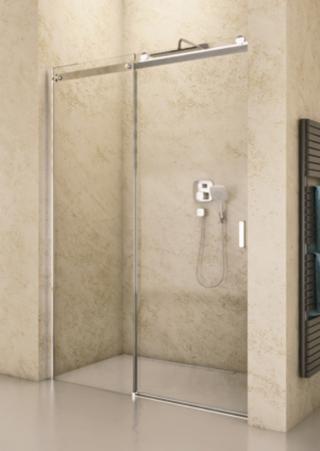 Sprchové dveře 120x210 cm Riho BALTIC B104 chrom lesklý GE0070300 chrom chrom