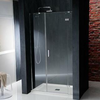 Sprchové dveře 130x200 cm Polysan VITRA chrom lesklý BN4015R