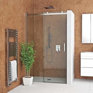 Sprchové dveře 130x200 cm Roth Ambient Line chrom lesklý 620-1300000-00-02 Brillant